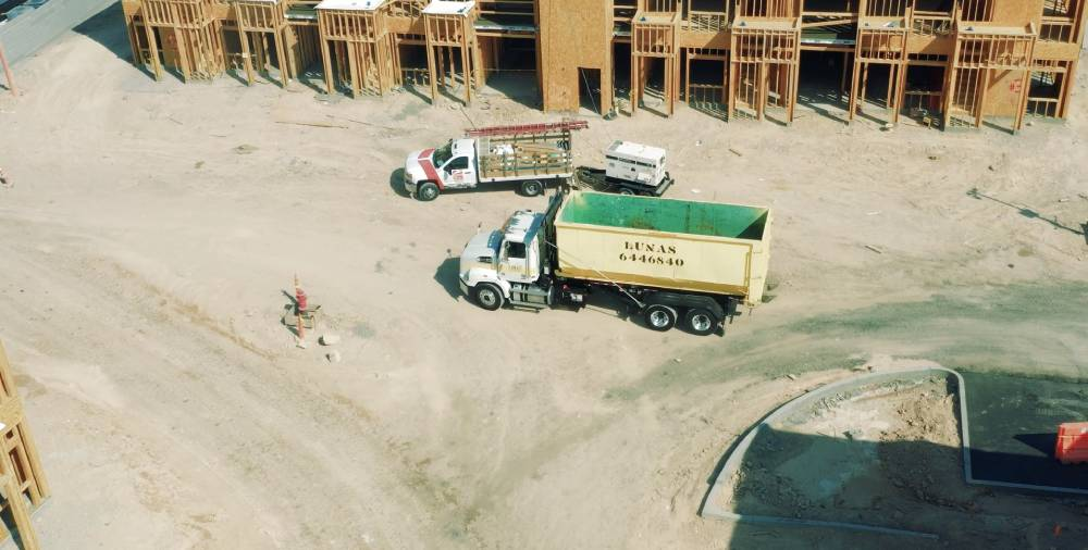 What To Expect From A Dumpster Rental Service