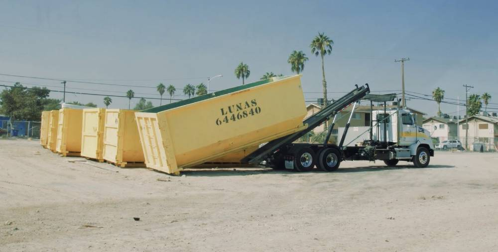 What Are Roll-Off Dumpsters? Everything You Need To Know